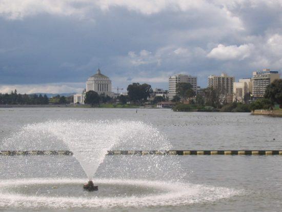 Oakland, Lake Merritt