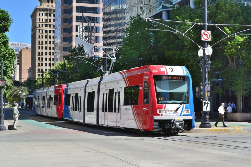 Salt Lake City Public Transportation