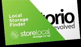 Storio Self Storage