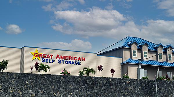 Great American Self Storage - Kaloko