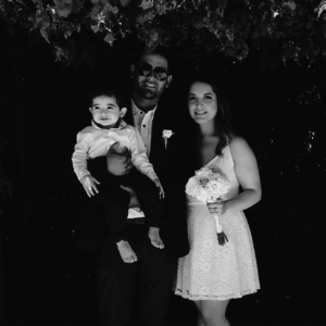 StaxUP Storage Team Member Laura Bravo and Joel Castillon Wedding