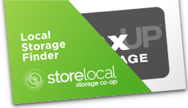 StaxUP Self Storage