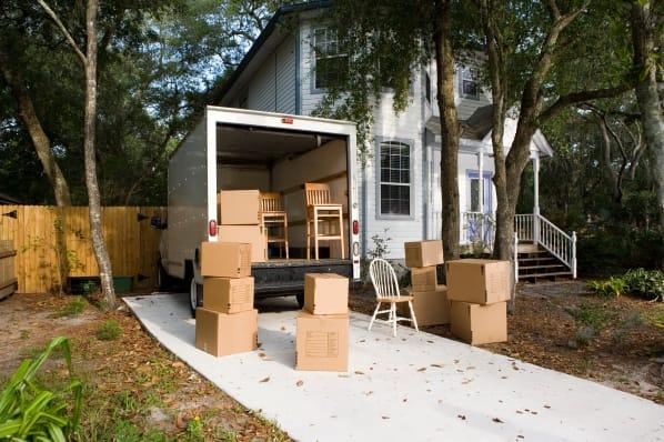 Free moving truck at ABC Mini Storage in Washington